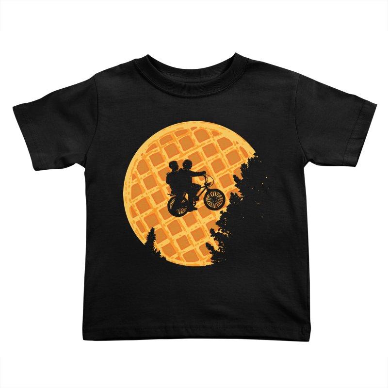 S.T. Stranger Things Kids Toddler T-Shirt by Rodrigobhz
