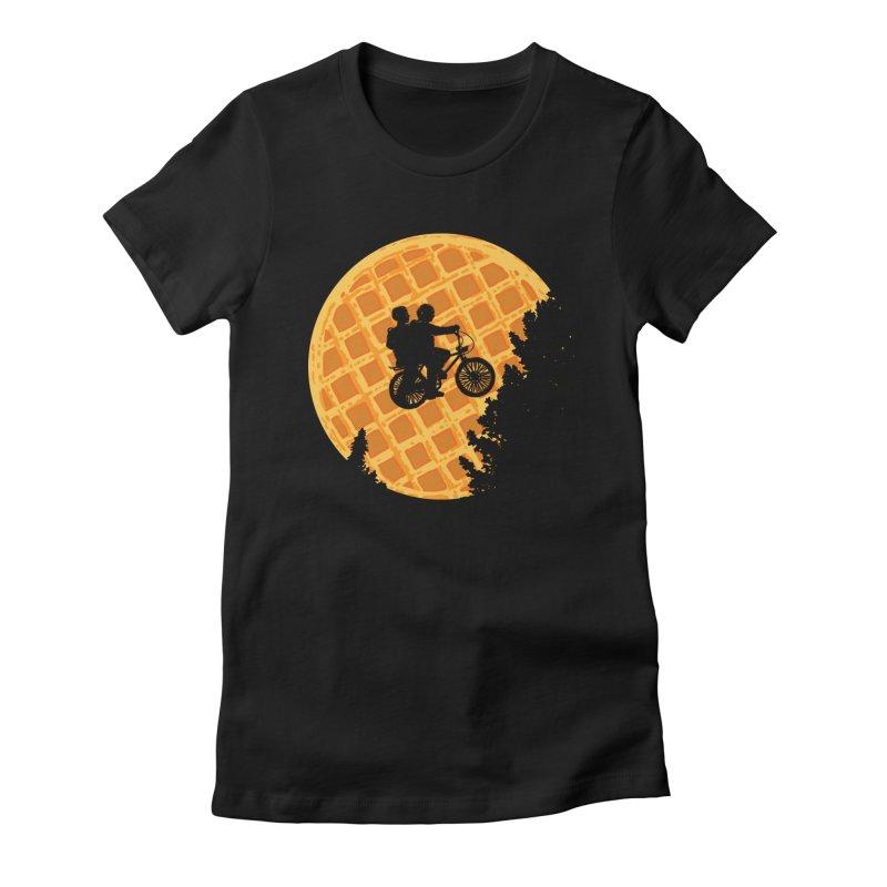 S.T. Stranger Things Women's T-Shirt by Rodrigobhz