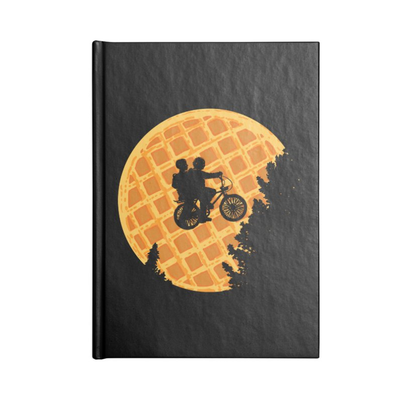 S.T. Stranger Things Accessories Notebook by Rodrigobhz