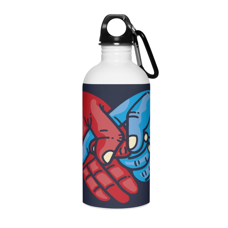 Lovefuck Accessories Water Bottle by Rodrigobhz