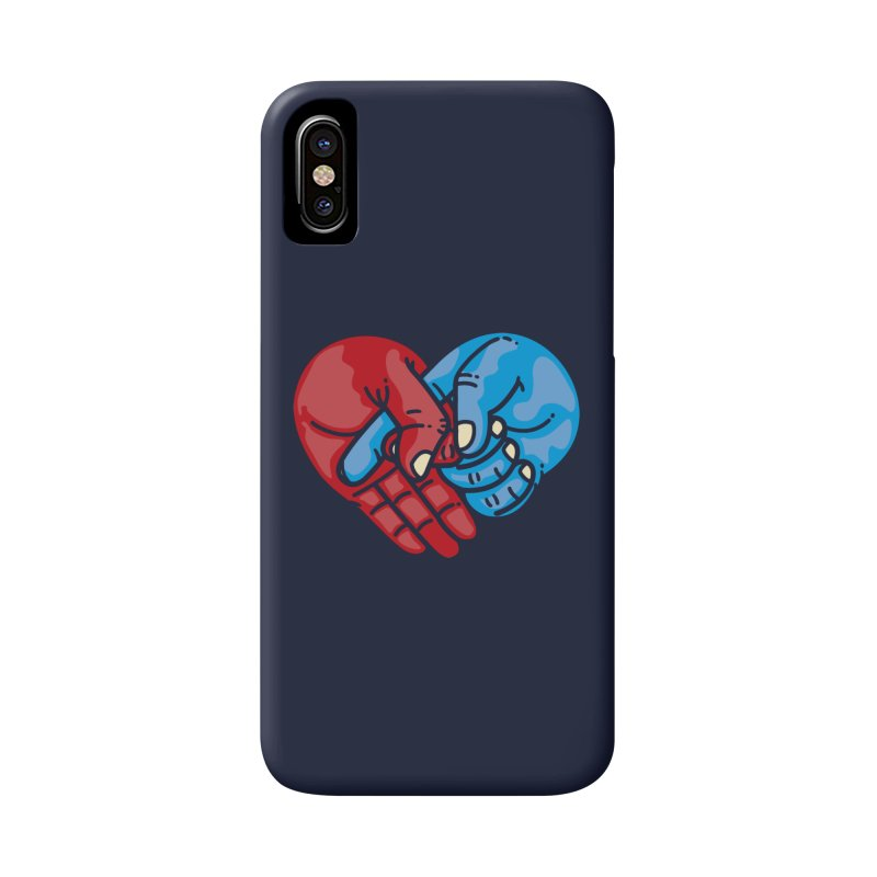 Lovefuck Accessories Phone Case by Rodrigobhz