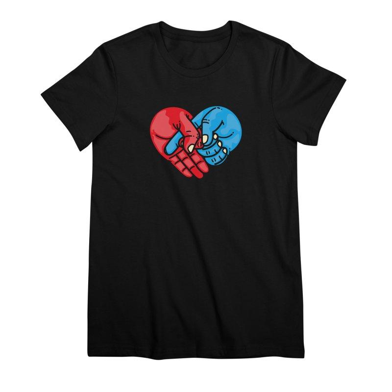 Lovefuck Women's T-Shirt by Rodrigobhz
