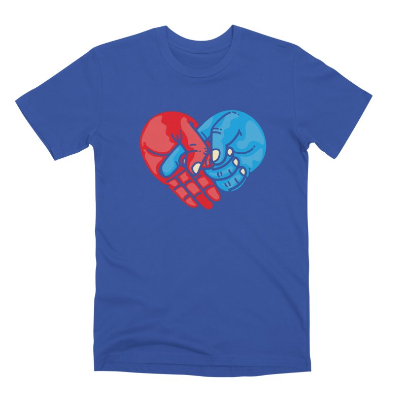 Lovefuck Men's T-Shirt by Rodrigobhz