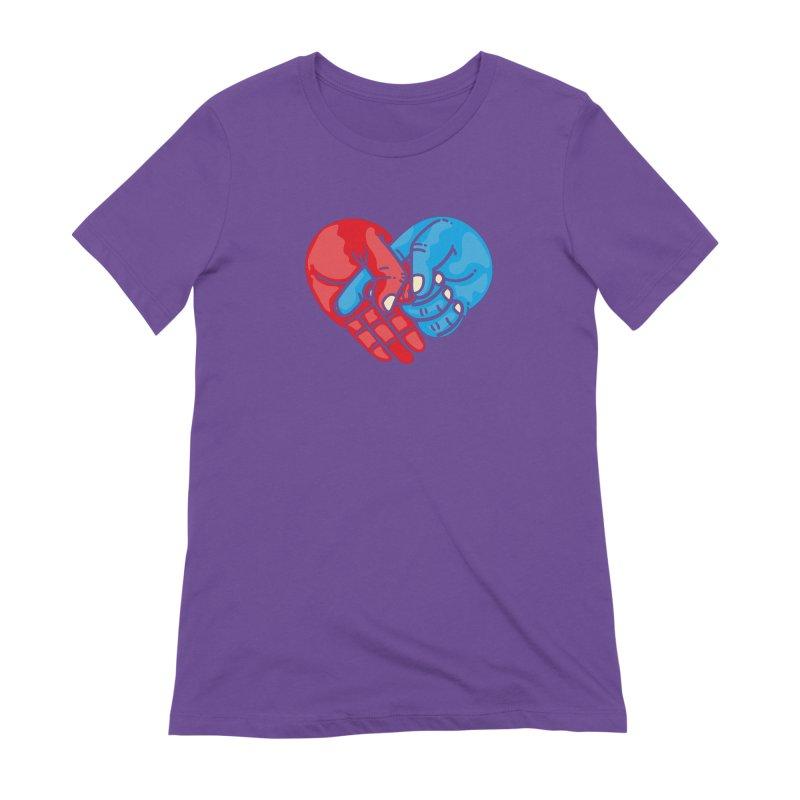Lovefuck Women's Extra Soft T-Shirt by Rodrigobhz