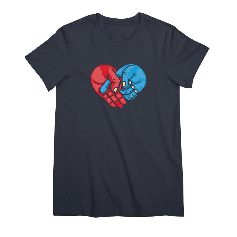 Lovefuck Women's Premium T-Shirt by Rodrigobhz