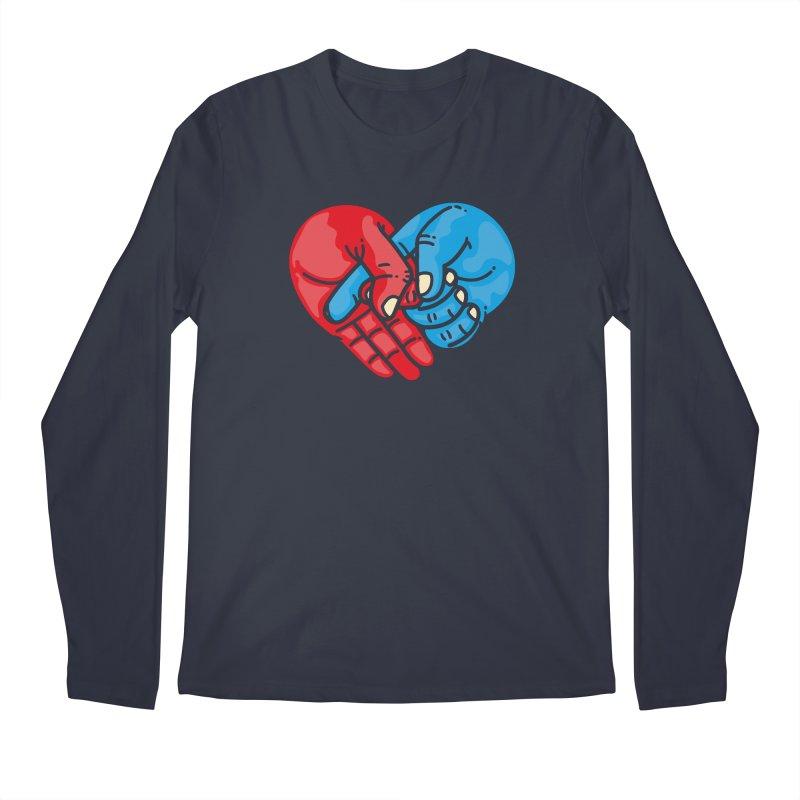 Lovefuck Men's Regular Longsleeve T-Shirt by Rodrigobhz