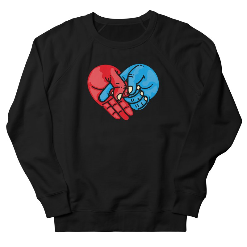 Lovefuck Women's French Terry Sweatshirt by Rodrigobhz