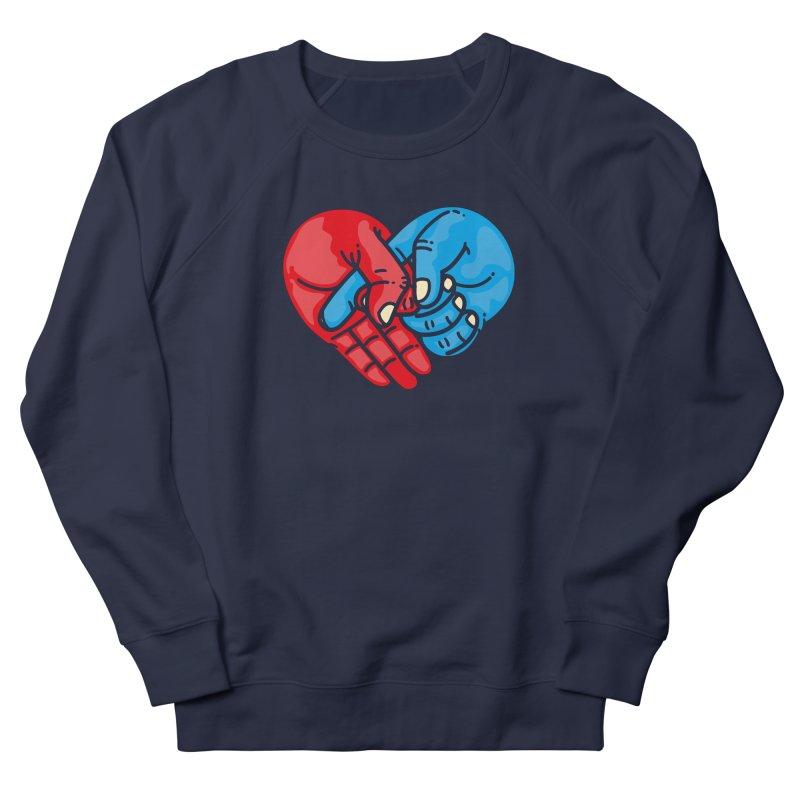 Lovefuck Men's French Terry Sweatshirt by Rodrigobhz