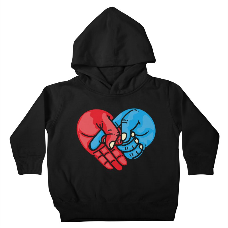 Lovefuck Kids Toddler Pullover Hoody by Rodrigobhz