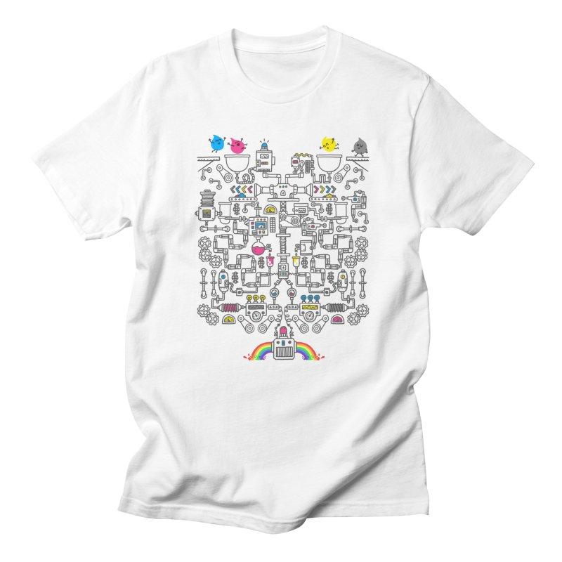 The Amazing Color Machine Women's T-Shirt by Rodrigobhz