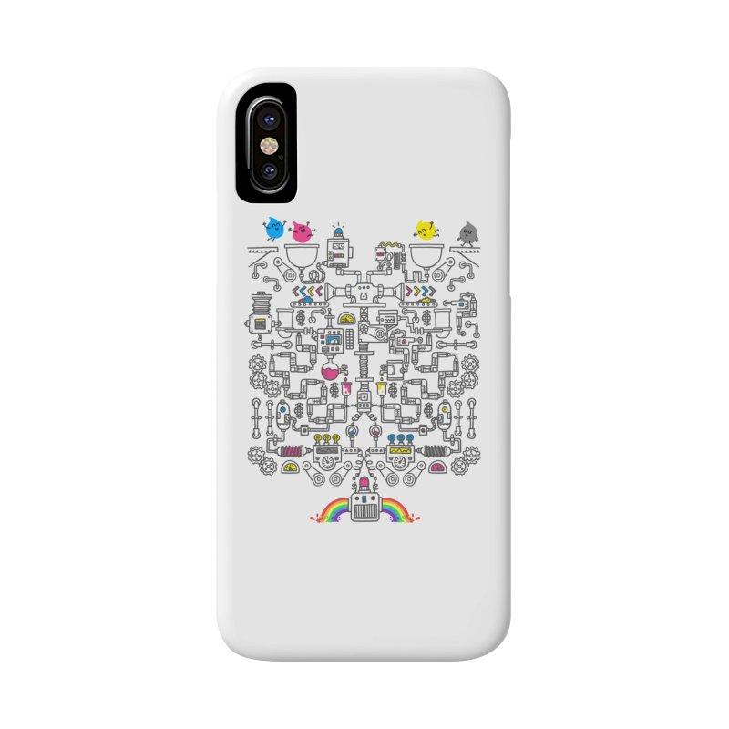 The Amazing Color Machine Accessories Phone Case by Rodrigobhz