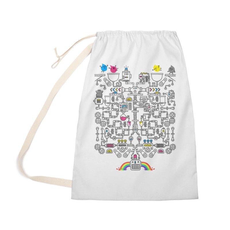 The Amazing Color Machine Accessories Bag by Rodrigobhz