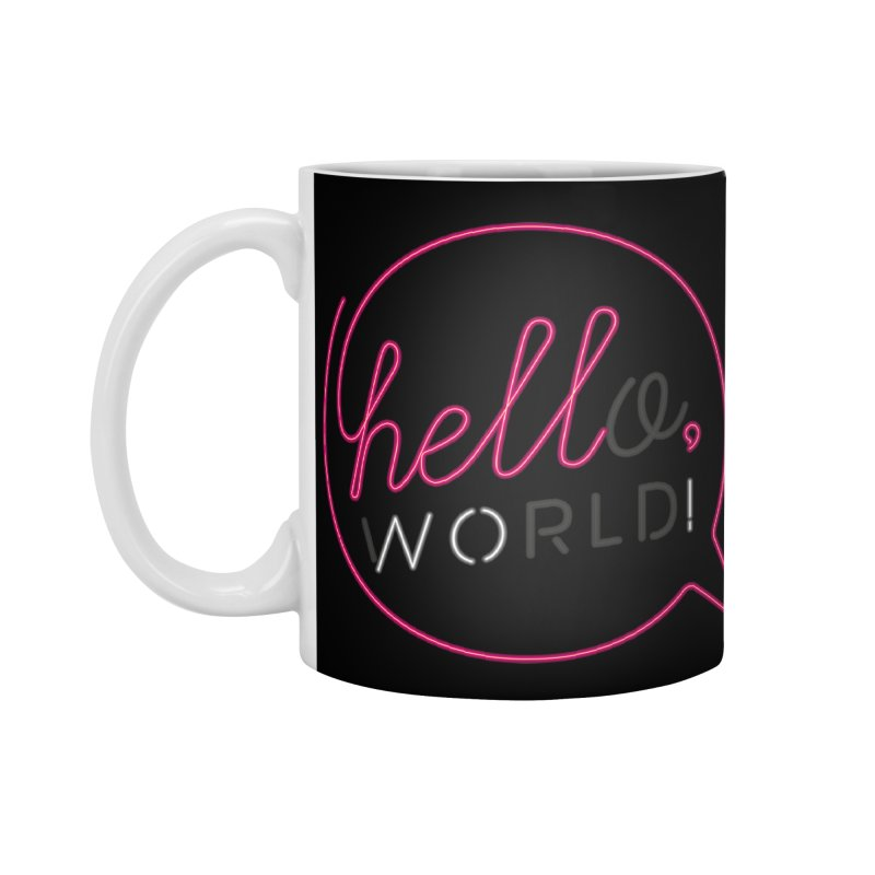 Hello, world! Accessories Mug by Rodrigobhz