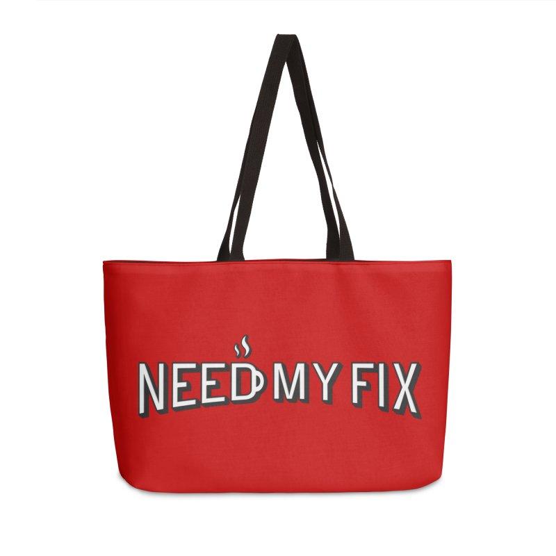 Need my fix Accessories Weekender Bag Bag by Rodrigobhz
