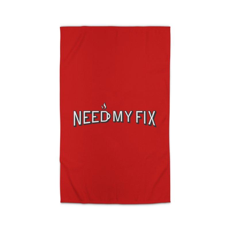 Need my fix Home Rug by Rodrigobhz