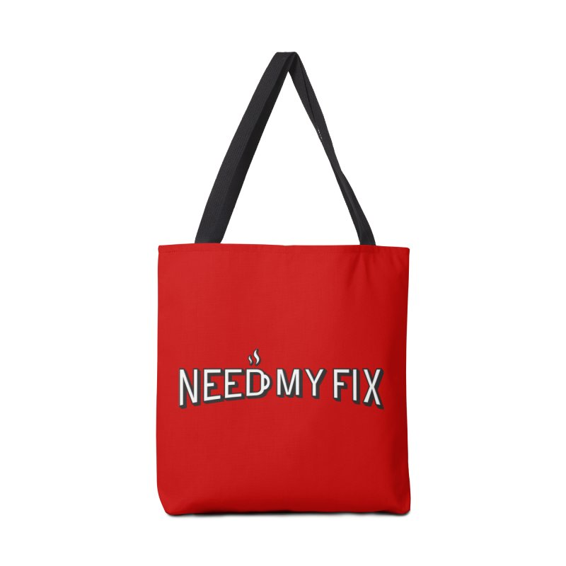 Need my fix Accessories Bag by Rodrigobhz