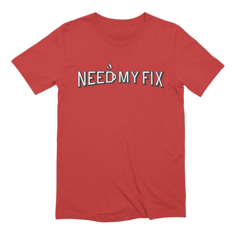 Need my fix Men's Slip-On Shoes by Rodrigobhz