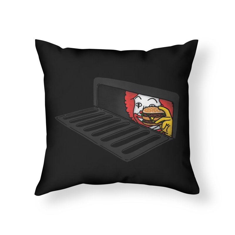 Loving it Home Throw Pillow by Rodrigobhz