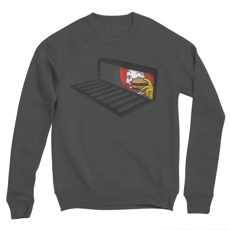 Loving it Men's Sponge Fleece Sweatshirt by Rodrigobhz