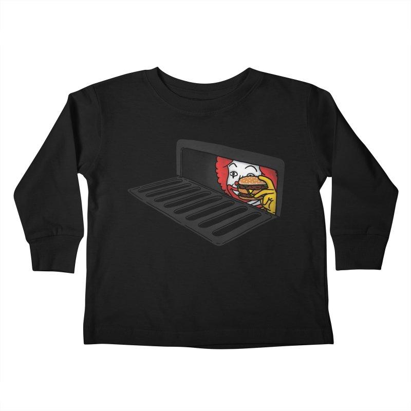 Loving it Kids Toddler Longsleeve T-Shirt by Rodrigobhz
