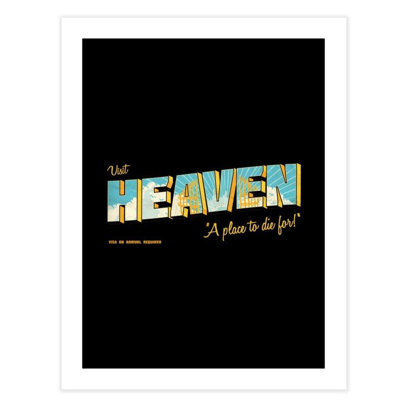 Visit heaven Home Fine Art Print by Rodrigobhz