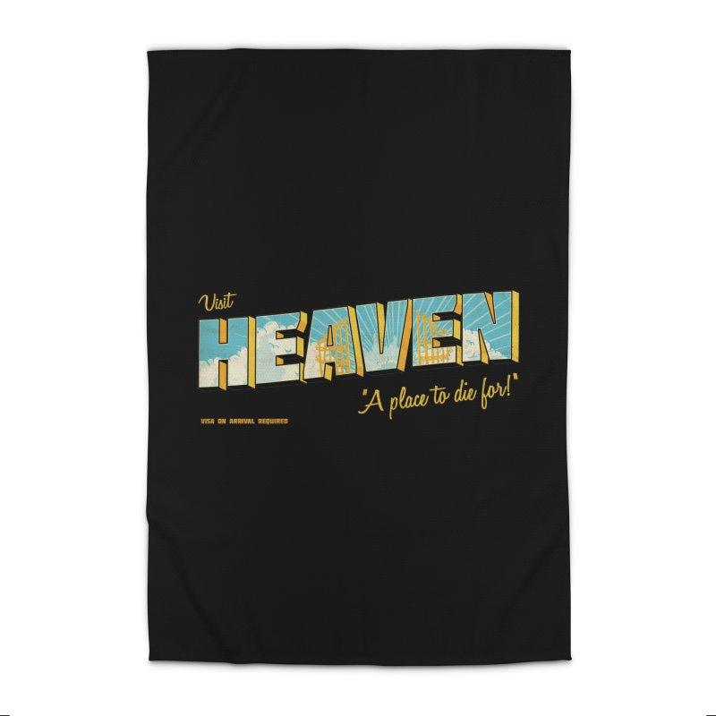 Visit heaven Home Rug by Rodrigobhz
