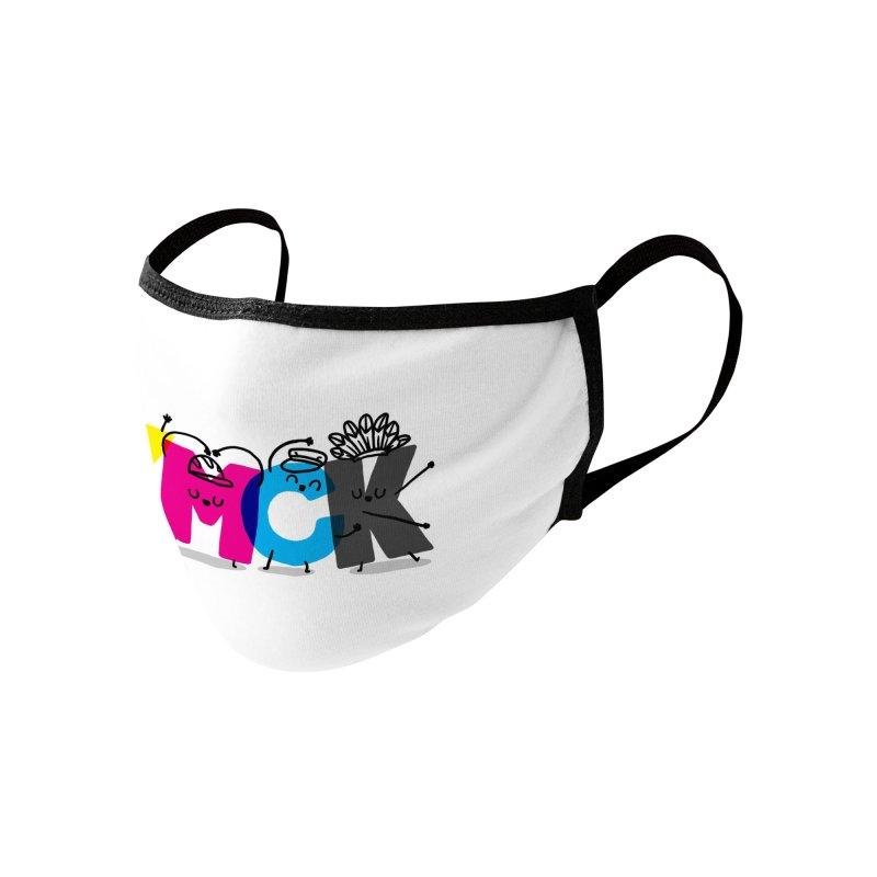 YMCK Accessories Face Mask by Rodrigobhz