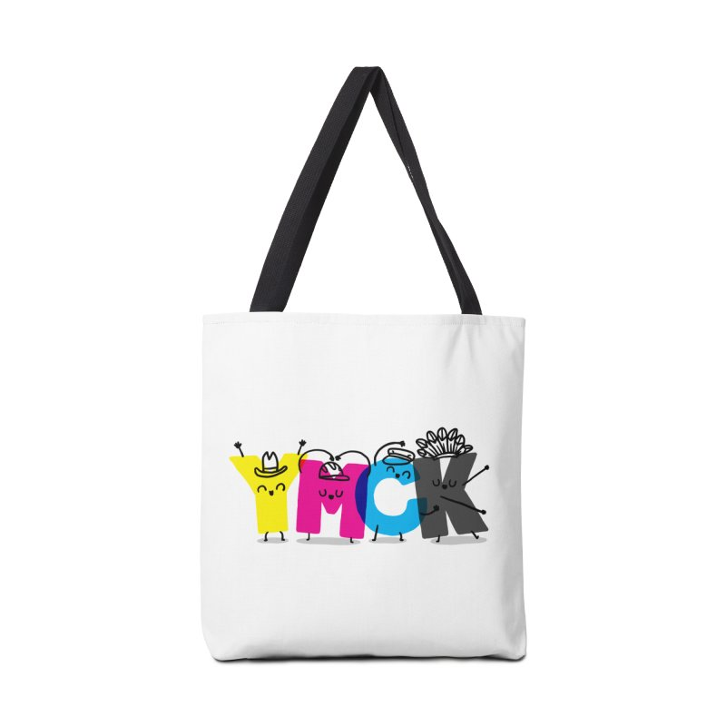 YMCK Accessories Bag by Rodrigobhz