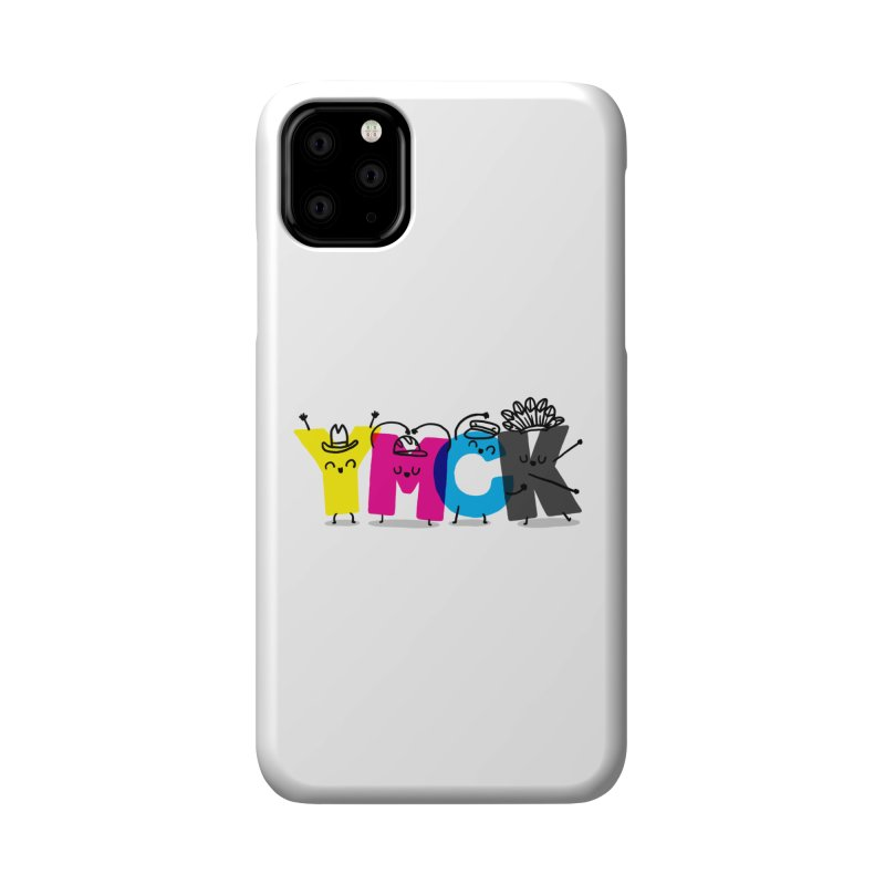 YMCK Accessories Phone Case by Rodrigobhz