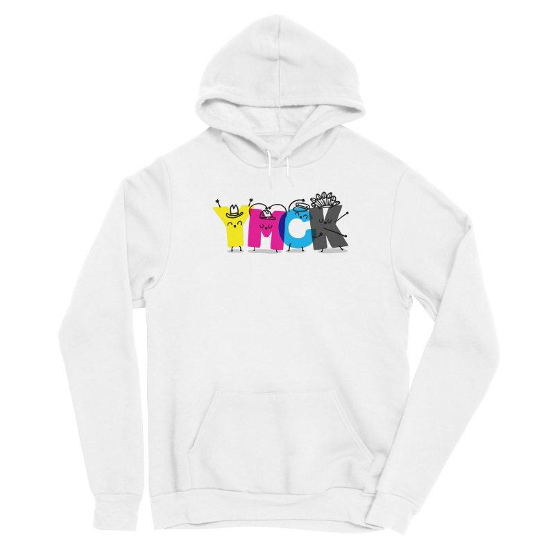 YMCK Women's Pullover Hoody by Rodrigobhz