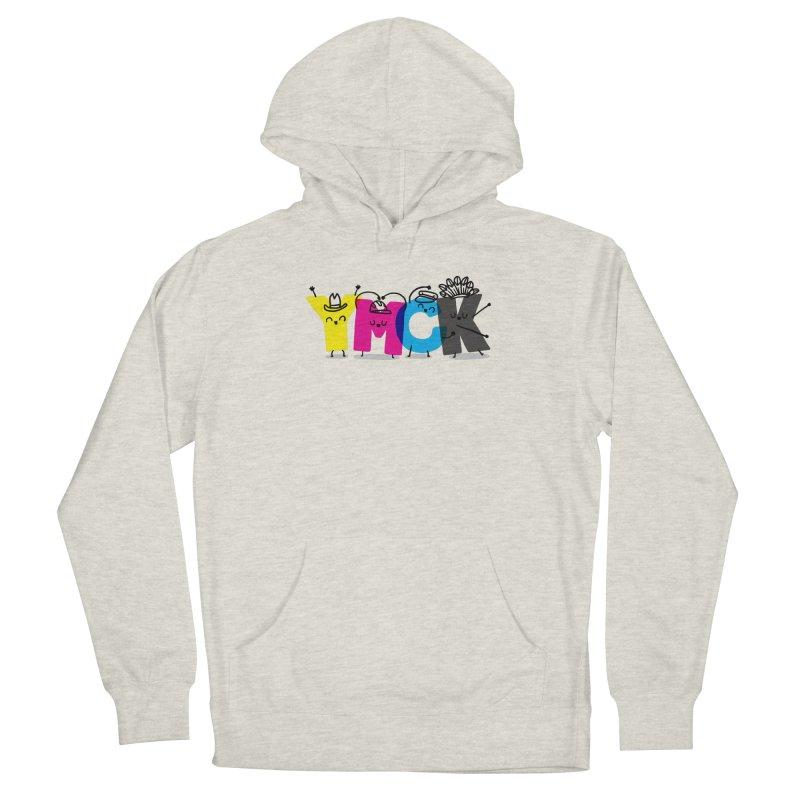 YMCK Men's Pullover Hoody by Rodrigobhz