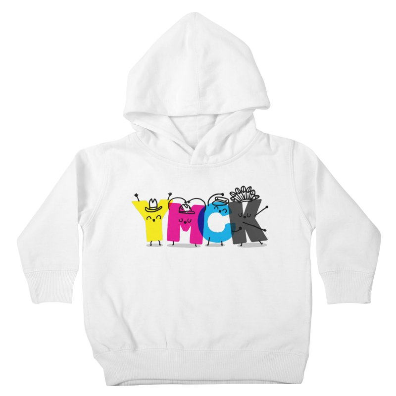 YMCK Kids Toddler Pullover Hoody by Rodrigobhz