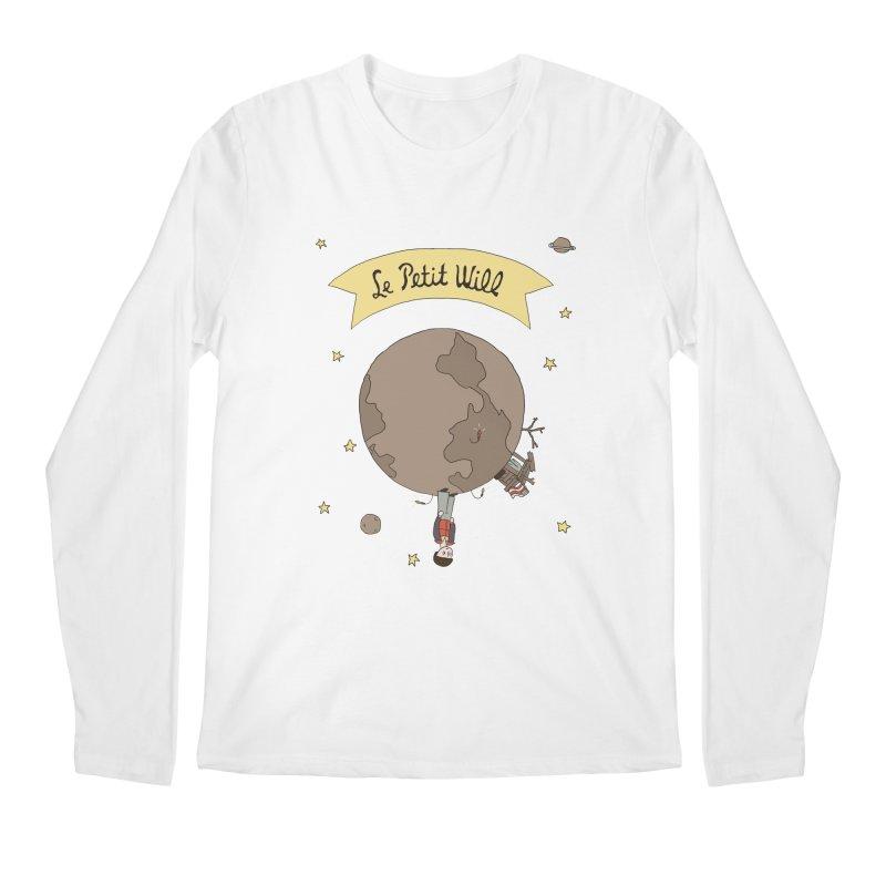 Le Petit Will Men's Regular Longsleeve T-Shirt by Rodrigobhz