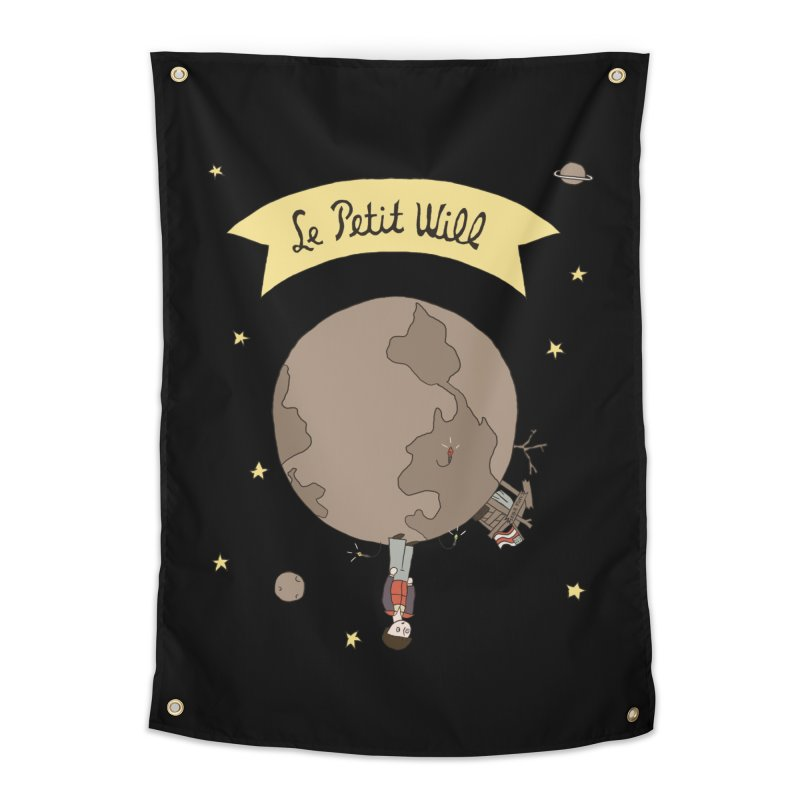 Le Petit Will Home Tapestry by Rodrigobhz