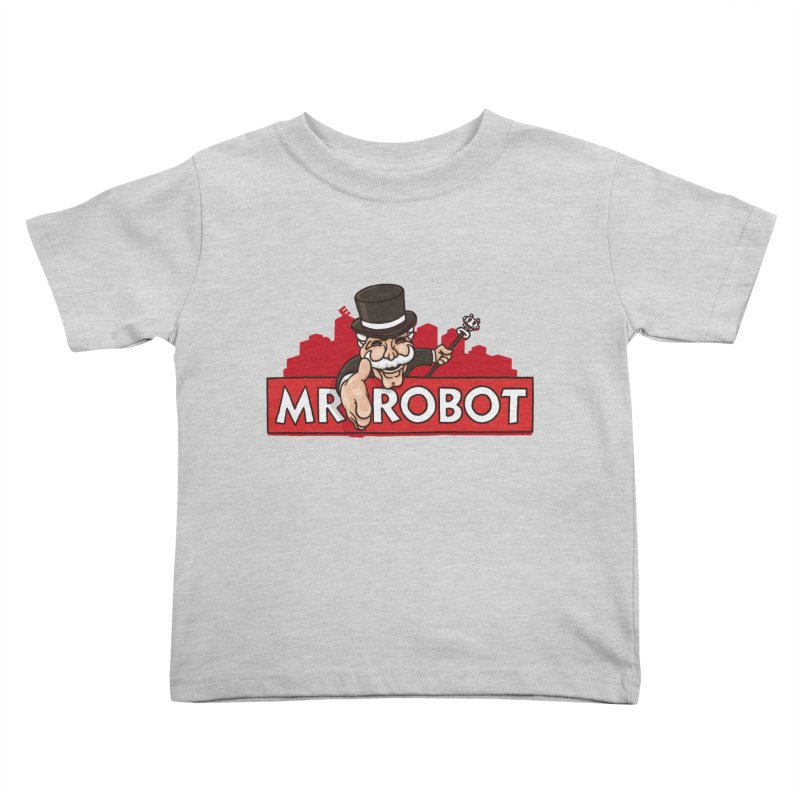 Hacked Kids Toddler T-Shirt by Rodrigobhz