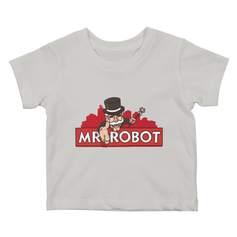 Hacked Kids Baby T-Shirt by Rodrigobhz