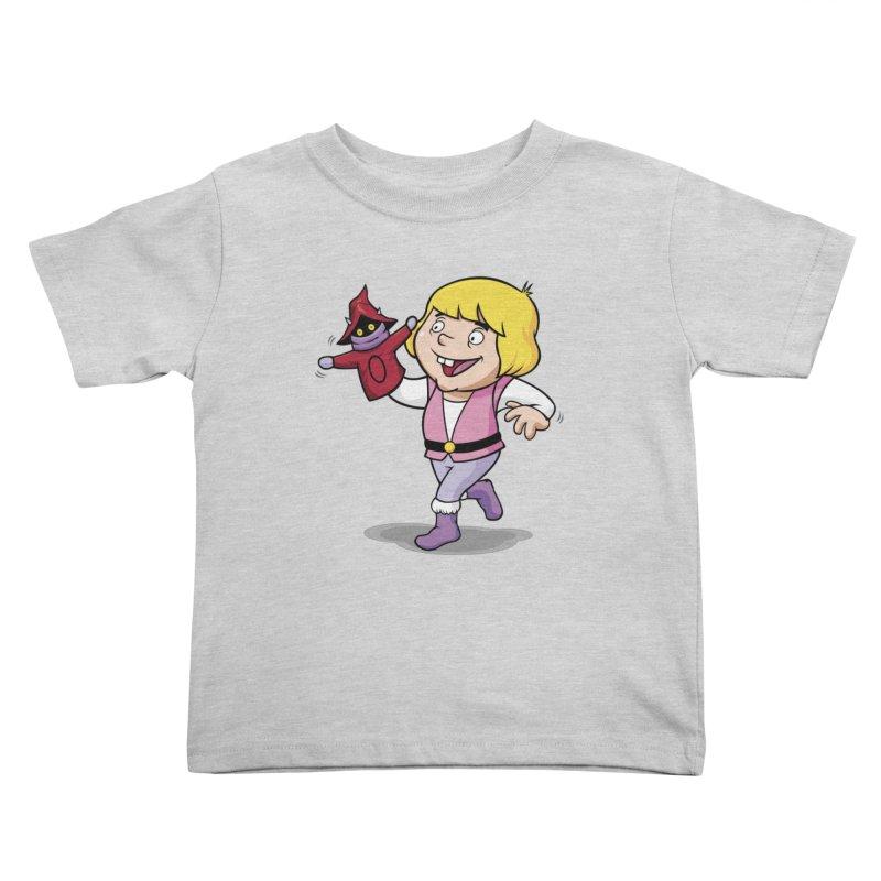 Little Adam Kids Toddler T-Shirt by Rodrigo Habib Artist Shop