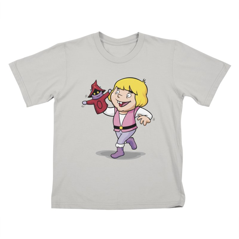 Little Adam Kids T-shirt by Rodrigo Habib Artist Shop