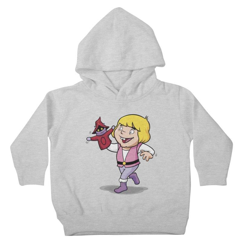 Little Adam Kids Toddler Pullover Hoody by Rodrigo Habib Artist Shop