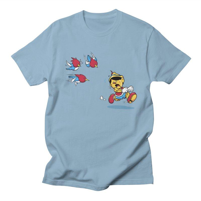 Fast Food Men's T-shirt by Rodrigo Habib Artist Shop