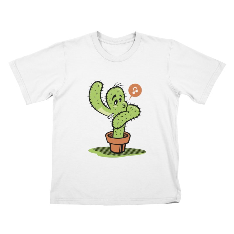 Personal Care Kids T-shirt by Rodrigo Habib Artist Shop