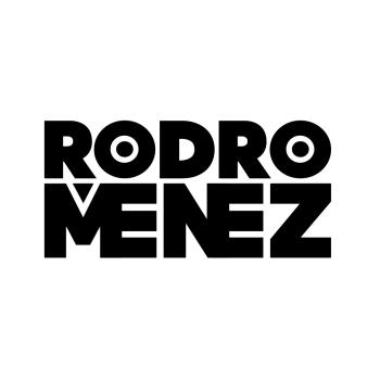 Rodro Menez | Visual Design Logo