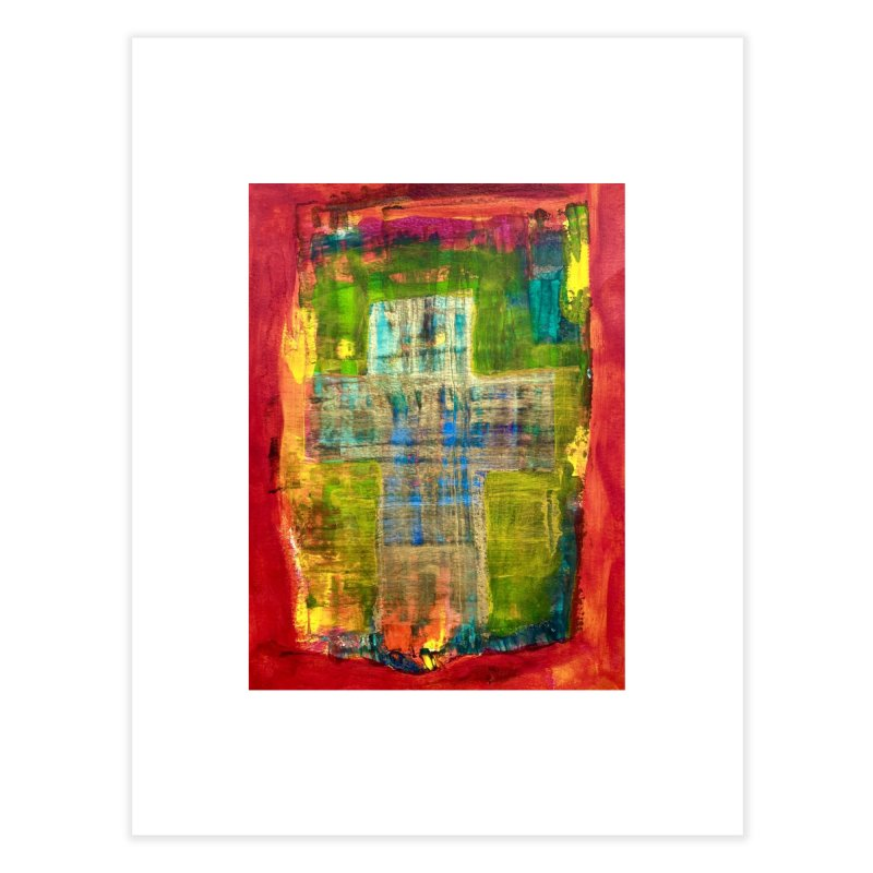 Passion Home Fine Art Print by Art by Roger Hutchison