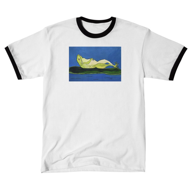 Rest Women's T-Shirt by Art by Roger Hutchison