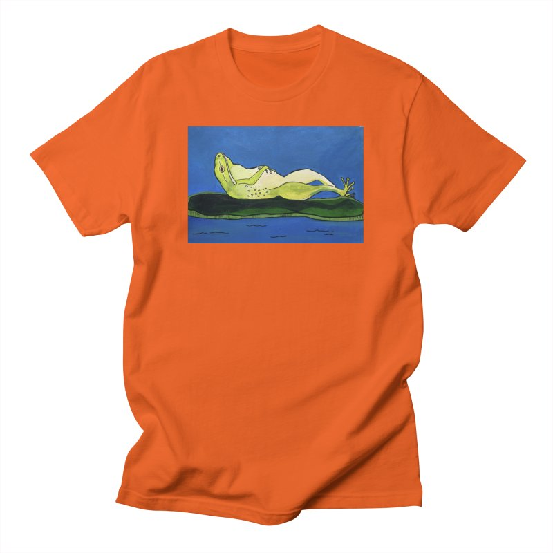 Rest Men's T-Shirt by Art by Roger Hutchison