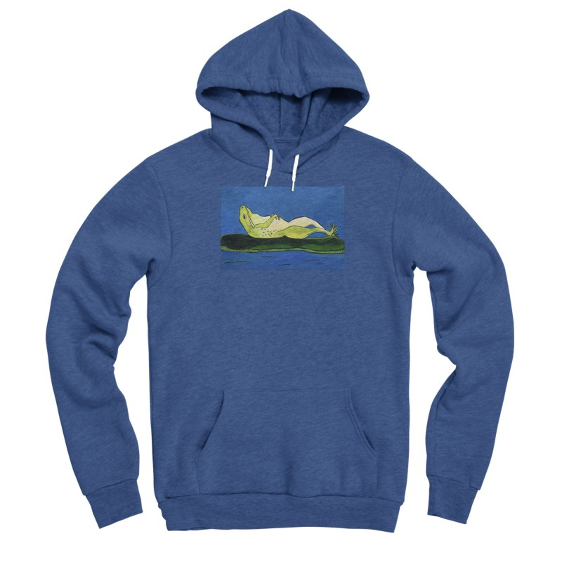 Rest Men's Pullover Hoody by Art by Roger Hutchison
