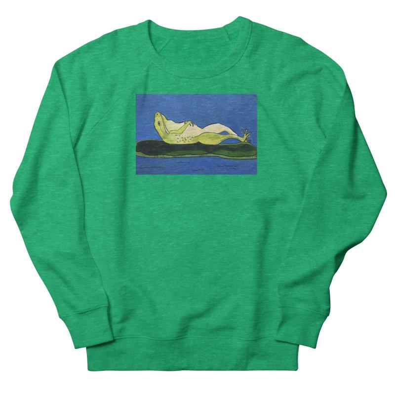 Rest Women's Sweatshirt by Art by Roger Hutchison