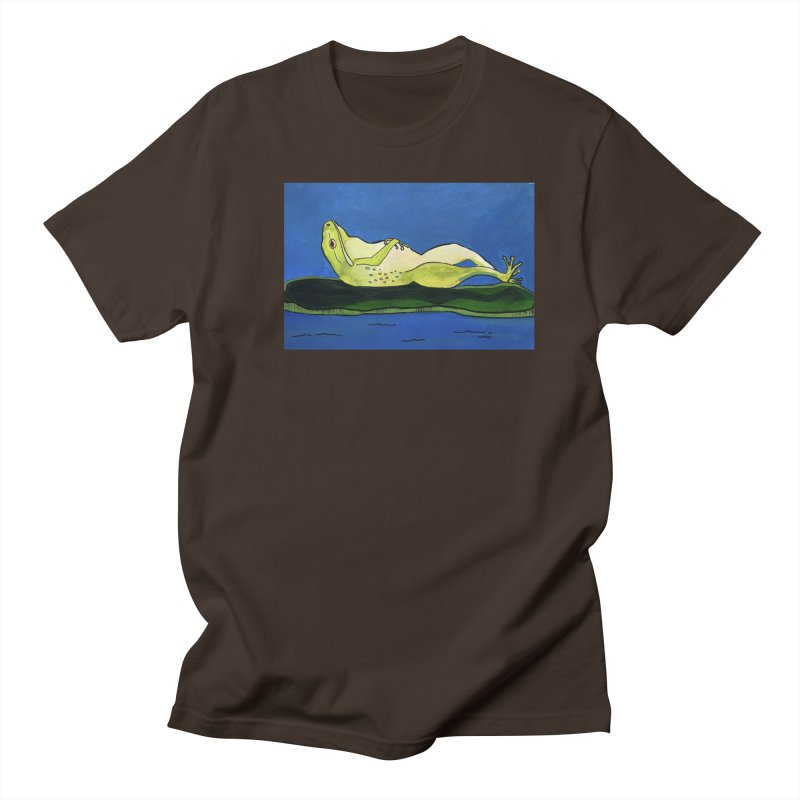 Rest Men's T-Shirt by Art by Roger Hutchison