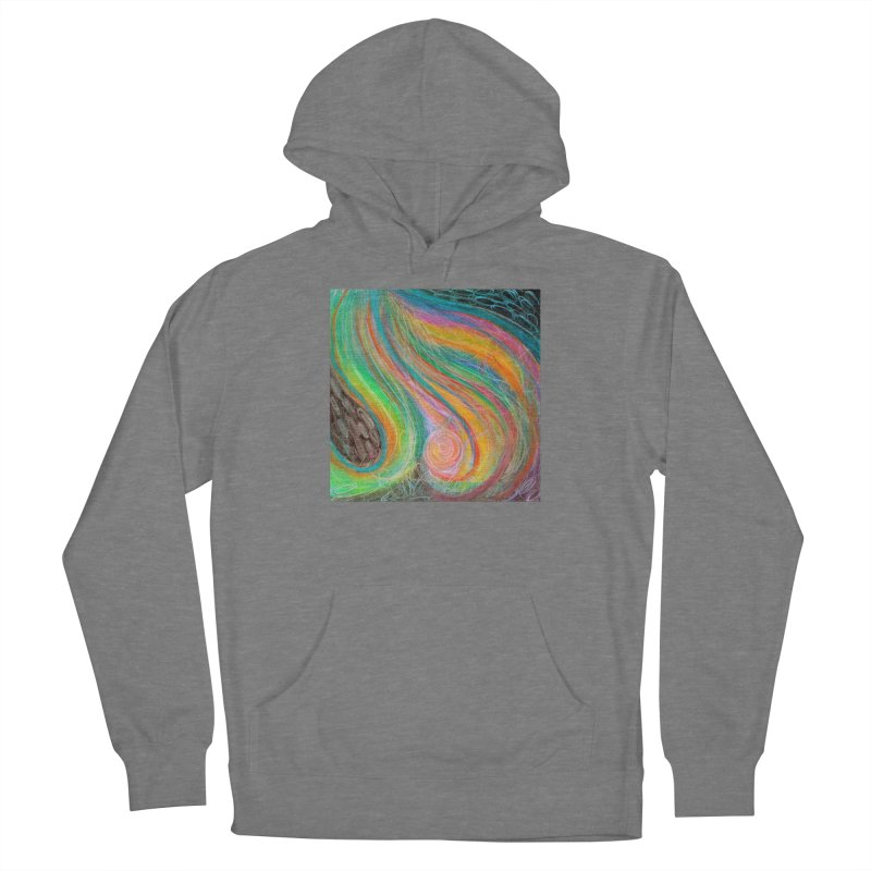 Pour Women's Pullover Hoody by Art by Roger Hutchison