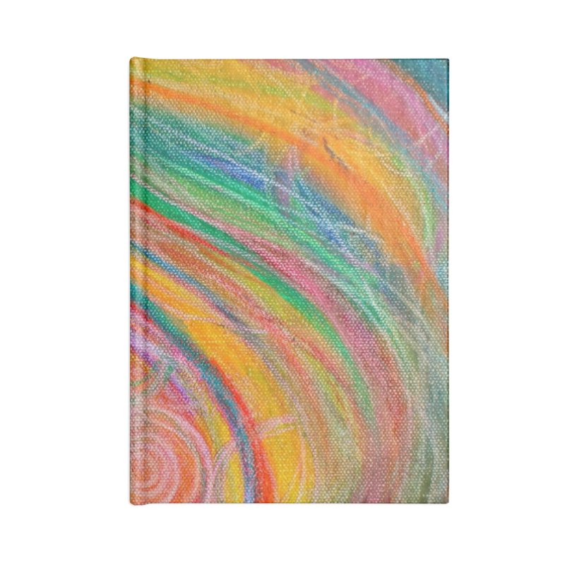 Pour Accessories Notebook by Art by Roger Hutchison